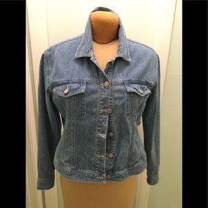 Emanuel Ungaro Denim Jeans Vintage Jacket